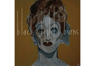 Black Light Burns - Lotus Island (CD)