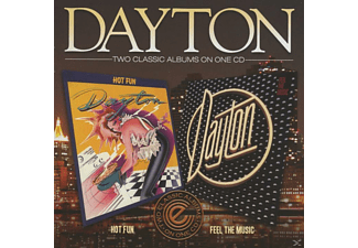 Dayton - Hot Fun / Feel The Music (Remastered) [CD]