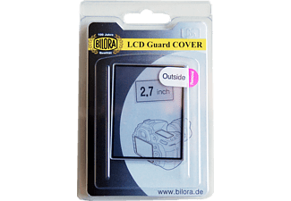 BILORA LCD-Guard 2,7 Zoll 2002-27 Displayschutz , LCD 2.7 Zoll  , Transparent