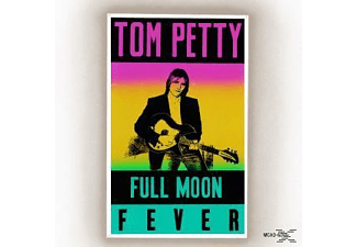 The Heartbreakers, Tom Petty - Full Moon Fever [CD]