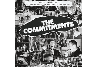 Various, Ost/Various - The Commitments [CD]