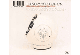 Thievery Corporation - Abductions + Reconstructions [CD]