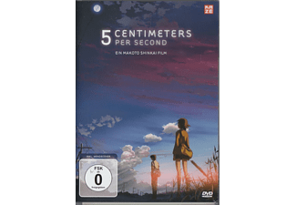 5 Centimeters per Second [DVD]