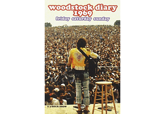 Woodstock Diaries 1969 - (DVD)