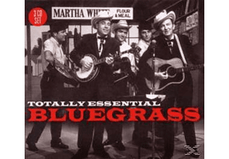 VARIOUS - Totally Essential Bluegrass - (CD)