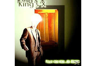 King's X - Please Come Home Mr.Bulbous - (CD)