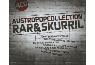 Various - Austropop Collection-Rar & Skurril [CD]