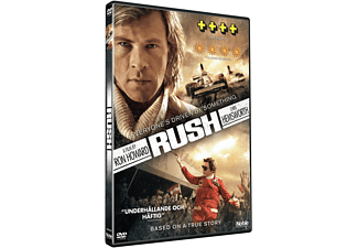 Rush Actiondrama DVD