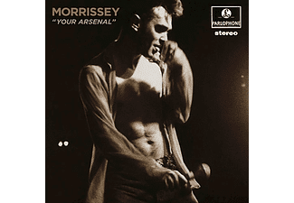Morrissey - Your Arsenal (Vinyl LP (nagylemez))