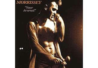 Morrissey - Your Arsenal (CD + DVD)