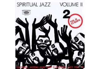 VARIOUS - Spiritual Jazz Vol. 2 - (CD)