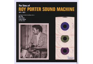 Roy Porter Sound Machine - The Story Of Roy Porter Sound Machine [CD]