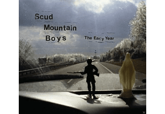 Scud Mountain Boys - The Early Year [CD]