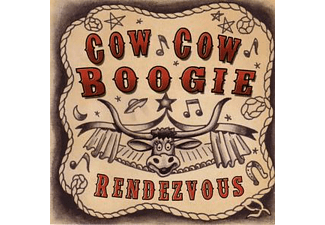 Cow Cow Boogie - Rendezvous [CD]