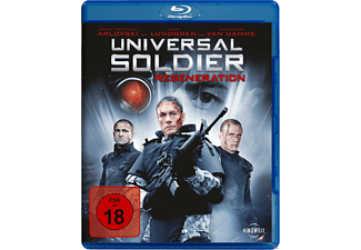 Universal Soldier - Regeneration [Blu-ray]