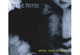 Steve Fister - Deeper Than The Blues - (CD)