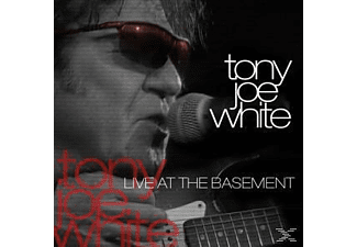 Tony Joe White - Live At The Basement [CD]