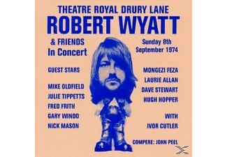 Robert Wyatt - Theatre Royal Drury Lane - (CD)