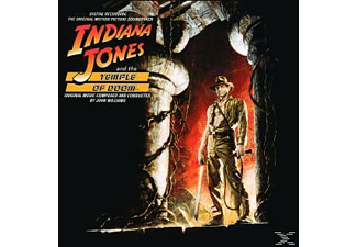 John Williams, John Ost/(Composer) Williams - Indiana Jones And The Temple Of Doom [CD]