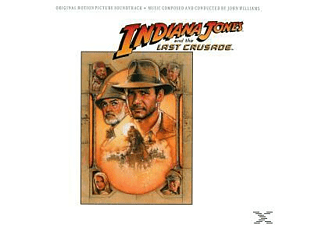 Film Soundtrack, John Ost/(Composer) Williams - Indiana Jones And The Last Crusade [CD]