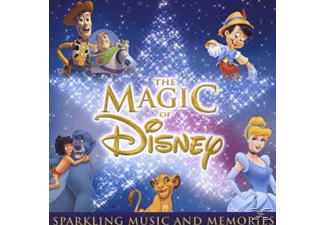 VARIOUS - The Magic Of Disney - (CD)
