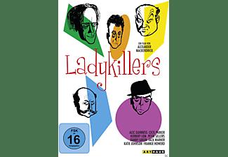 ladykillers kom dien dvd media markt. Black Bedroom Furniture Sets. Home Design Ideas