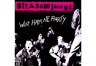 Strassenjungs - Wir Ham Ne Party (1979) [CD]