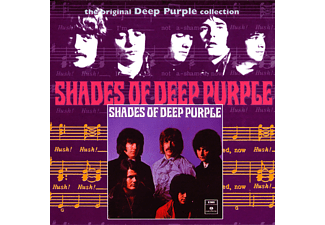 Deep Purple - Shades Of Deep Purple [CD]