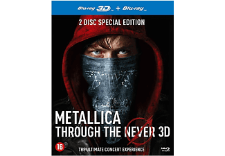 Through The Never 3D | Blu-ray