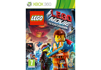LEGO Movie The Videogame Xbox 360