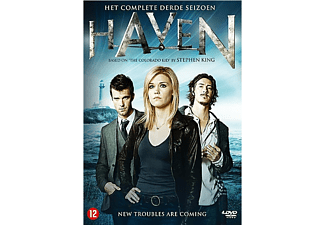 Haven - Seizoen 3 | DVD