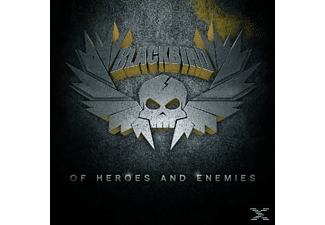 Blackbird - Of Heroes And Enemies - (CD)