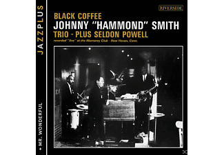 "Johnny ""Hammond"" Smith - Black Coffee - Trio - Plus Seldon Powell [CD]"