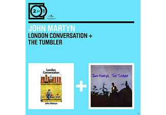 John Martyn - 2 For 1: London Conversation/The Tumbler [CD]