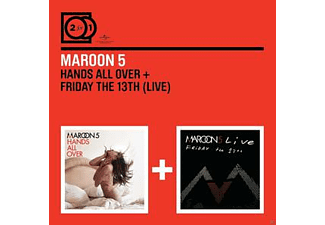 Maroon 5 - 2 For 1: Hands All Over/Live Friday The 13th [CD]