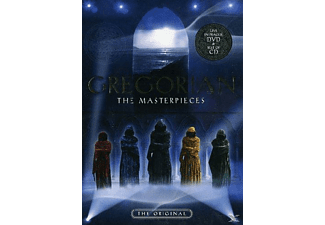 Gregorian - The Masterpieces [DVD + CD]