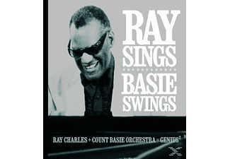 Various, Basie, Count Orchestra / Charles, Ray - Ray Sings, Basie Swings [CD]