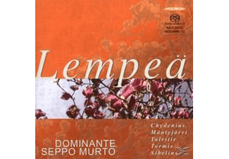DOMINANTE: FINNISH MIXED CHOIR / SE - Lempeä - (CD)