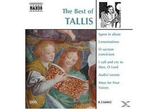 Tallis, Jeremy/oxford Camerata Summerly - The Best Of Tallis - (CD)
