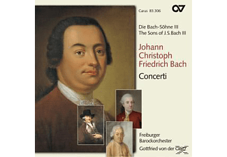 Freiburger Barockorchester - Concerti - (CD)