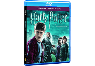 Harry Potter och Halvblodsprinsen Familj Blu-ray