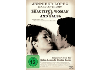 Beautiful Woman and Salsa - (DVD)