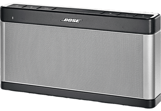 BOSE SoundLink Bluetooth Mobile Speaker III Grau Bluetooth Lautsprecher