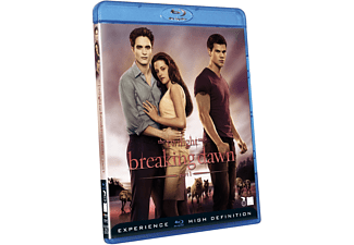 The Twilight Saga: Breaking Dawn - Part 1 Drama Blu-ray