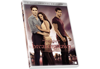 The Twilight Saga: Breaking Dawn - Part 1 Drama DVD