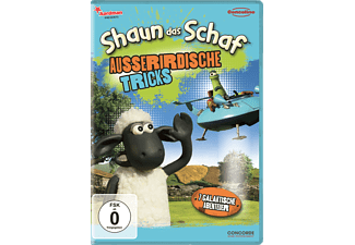 shaun das schaf - außerirdische tricks dvd kaufen | saturn