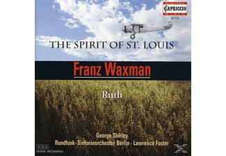 Lawrence Foster;Shirley/Foster/Rso Berlin - Ruth/The Spirit Of St.Louis [CD]