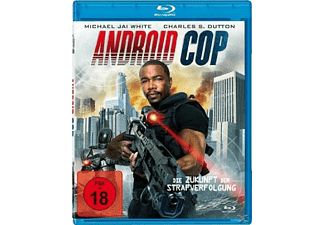 Android Cop - (Blu-ray)