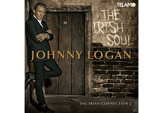 Johnny Logan - The Irish Soul-The Irish Connection 2 [CD]