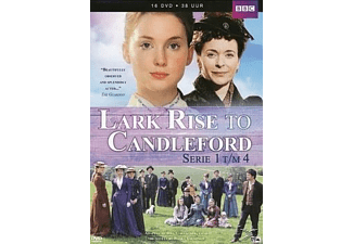 Lark Rise To Candleford - Serie 1 t/m 4 | DVD